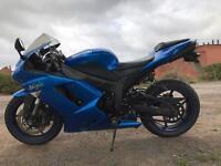 2008 Kawasaki zx6r ninja very clean low milage £3499