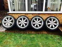 "Range Rover 22"" Super 7s Sport Alloys, Alloy Wheels and Tyres"