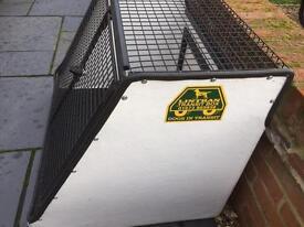 Lintram Dog transit cage