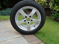 Winter Run Flat Tyres on Alloy Wheels - set of four R16 Pirelli 205/55 R16 - offers