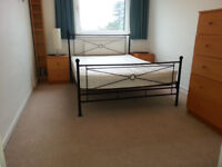 Large double bedroom with fantastic views over parks - Putney/Roehampton bills included