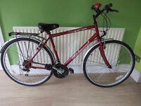 Optima Richmond Trekking/ Hybrid Bike Bicycle - Cycle GREAT CONDITION.