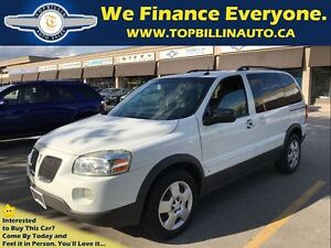 2006 Pontiac Montana SV6 Extended, 2 YEARS POWERTRAIN WARRANTY