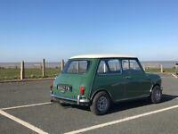 Mk1 Austin Mini 1275
