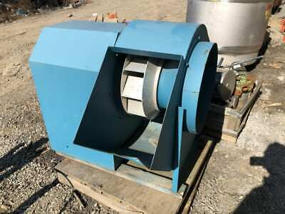 2 Hp Twin City Squirrel Cage Centrifugal Fan Blower