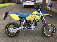 Husaberg 550