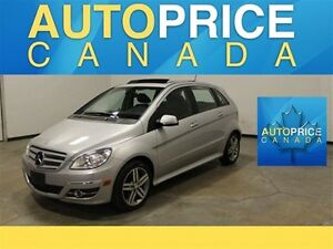 2011 Mercedes-Benz B-Class Turbo B200|Turbo|PANOROOF|ALLOYS