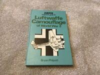Airfix Magazine Guide 10 - Luftwaffe Camouflage of World War 2 - First Printing