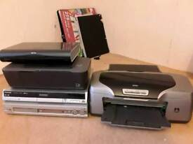 DVD PRINTERS SKY BOX BUNDLE