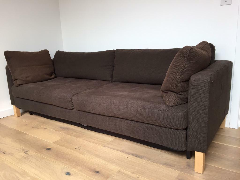 3 Seater Sofa Bed King Size Very Comfortable By Ikea