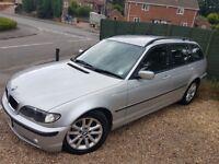 BMW 3 Series E46 Estate 320d Touring M SPORT 12 MONTS MOT