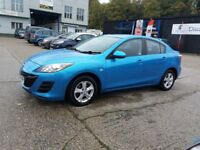 2009 Mazda 3 diesel low miles £30 tax