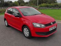 VOLKSWAGEN POLO S 60 3DR RED 1YRS MOT,CLICK ONTO VIDEO LINK TO SEE MORE IMFORMATION