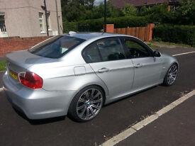 BMW 325d MSport (E90) Manual 6 Speed Reg 56 (2006) 3.0 Diesel