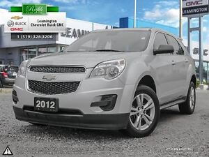 2012 Chevrolet Equinox JUST ARRIVED FWD 4 CYLINDER