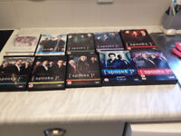 Television series of SPOOKS
