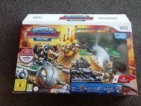 skylanders superchargers Wii starter pack