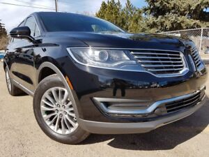 2017 Lincoln MKX AWD 4dr Select