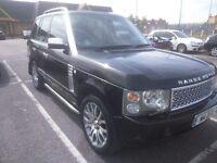 Nice Range Rover Vogue