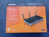 D-Link Wireless N Modem Router