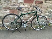 Hybrid bike in mint condition