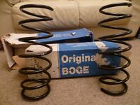 Boge Front Suspension Springs (Pair) for 1994 5 Series (E34) 1988-95