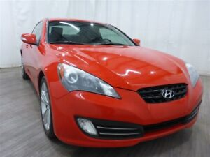 2010 Hyundai Genesis Coupe 3.8 Leather Bluetooth Sunroof