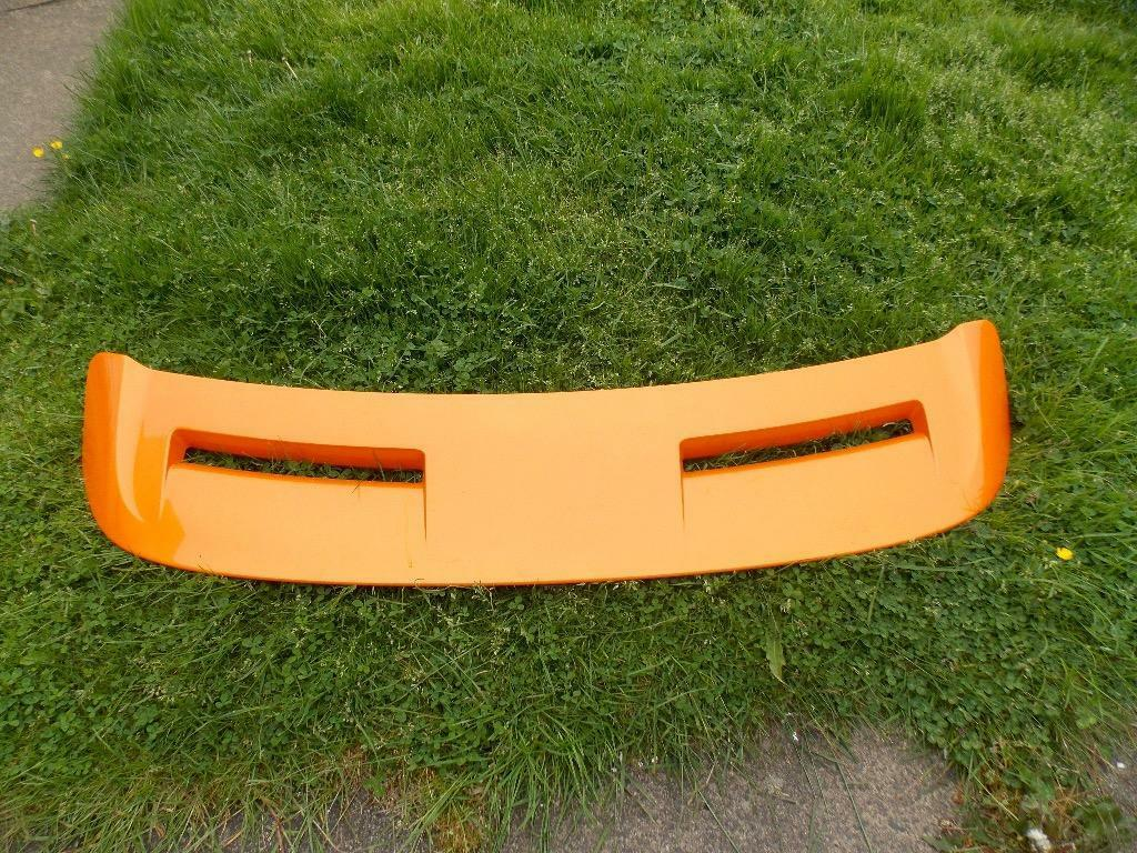Ford Focus St 225 Spoiler In Ayr South Ayrshire Gumtree