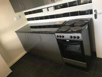 3 bedroom new decorated flat opposite the longfield train station