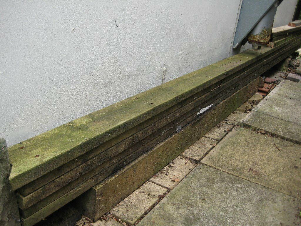 5 very long unridged decking boards in faringdon for 6 metre decking boards