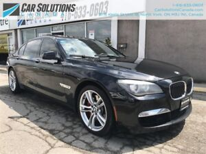 2011 BMW 7 Series 750Li xDrive-M Package