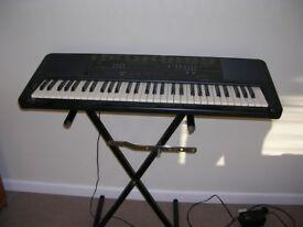 Technics Electric Keyboard