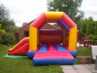 Bouncy Castle Hire (With Slide) Great for Kids Parties - Covers Whole of London