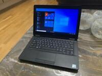 As new Dell latitude E5270 laptop intel core i7 6TH GEN 3.40Ghz 16GB RAM 256GB SSD windows 10