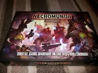 Warhammer 40k Necromunda boxed game