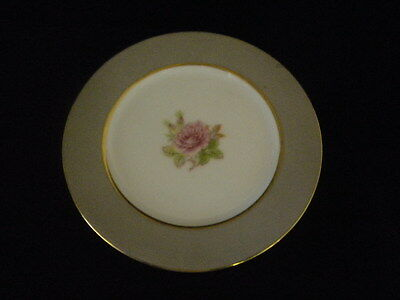 "VINTAGE FUJI CHINA MAYFLOWER Made In OCCUPIED 4"" SAUCER"