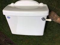 Nostalgia toilet & basin with taps