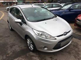 2010/59 FORD FIESTA 1.4 ZETEC 5DR AUTOMATIC SILVER, EXCELLENT CONDITION 1 OWNER,LOOKS + DRIVES WELL