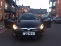 LOW MILEAGE VAUXHALL ASTRA SRI