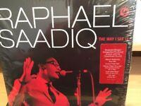 Vinyl Raphael Saadiq 7inch Box Set