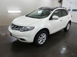 2011 Nissan Murano SV AWD, LOCAL TRADE!