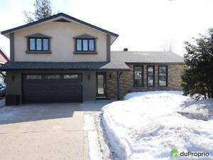559 000$ - Maison 2 étages à vendre à Fabreville