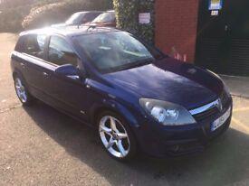 Vauxhall Astra Turbo SRI