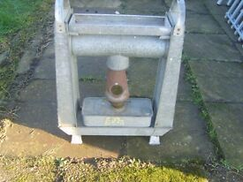 VINTAGE GREENHOUSE PARAFFIN HEATER MADE BY ELTEX