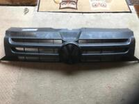 VW transporter front grill