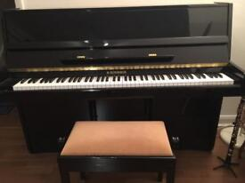 Upright Piano for sale (stool included)