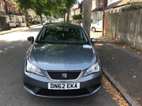 62 Reg Seat ibaza 1.4 se 5 door Petrol facelift Full Year Mot