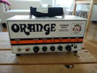 Orange 500W Terror bass head bass amp - perfect condition