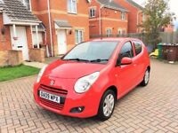 2009 SUZUKI ALTO SZ4 1 LITRE, MILEAGE 47000, ROAD TAX £20, ONE PREVIOUS OWNER