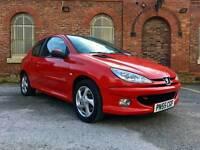 Peugeot 206 Sport 1.6 HDI, Diesel, cheap to maintain, long mot